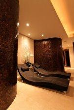 sauna, wyposażenie spa