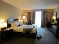 stylowy pokój hotelowy